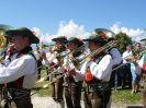2010-08-22 Die MK auf dem Haflinger Kirchtag_3