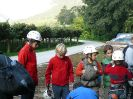 2010-10-10 Klettersteig Giovanelli in Mezzocorona