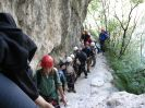 2010-10-10 Klettersteig Giovanelli in Mezzocorona_25