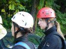 2010-10-10 Klettersteig Giovanelli in Mezzocorona_8